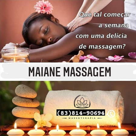 Maiane Massagem Maceió